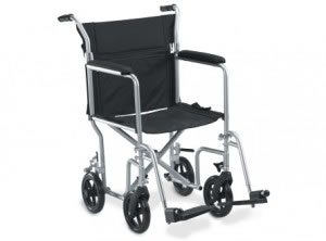 Hugo TranSport Chair Silver