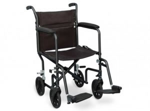 Hugo Ultra-Light Transport Chair