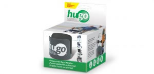 Hugo Cup Holder for mobility aids, in retail box