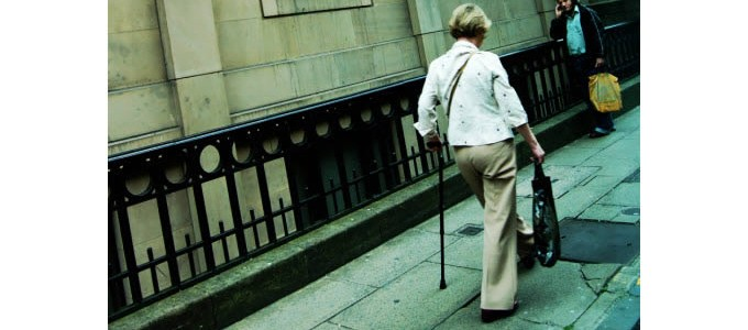 Walking Cane Safety Step No. 5 – Learning to Walk and Climb Stairs with Your New Walking Cane