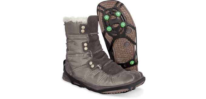 Hugo® Snow Grabbers on boots