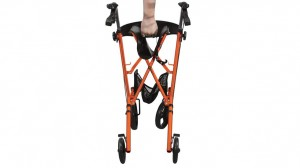 Hugo Sidekick Rollator is Easy to Fold