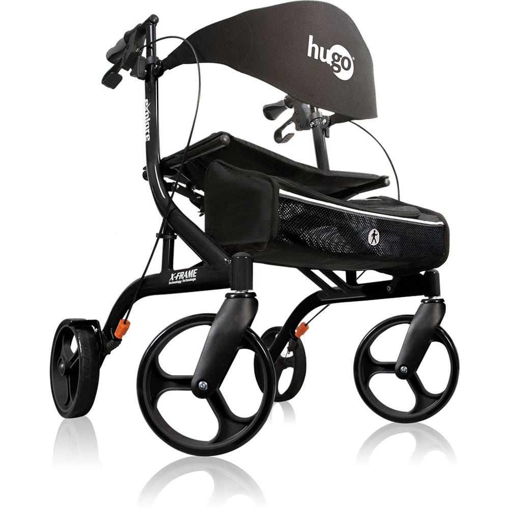 Hugo Explore Rolling Walker – Hugo Mobility