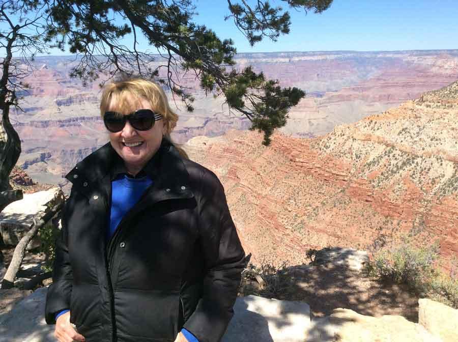 Marilyn Alexander on an Adventure of a Lifetime