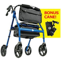 Hugo Elite with bonus free cane for Black Friday Weekend promo