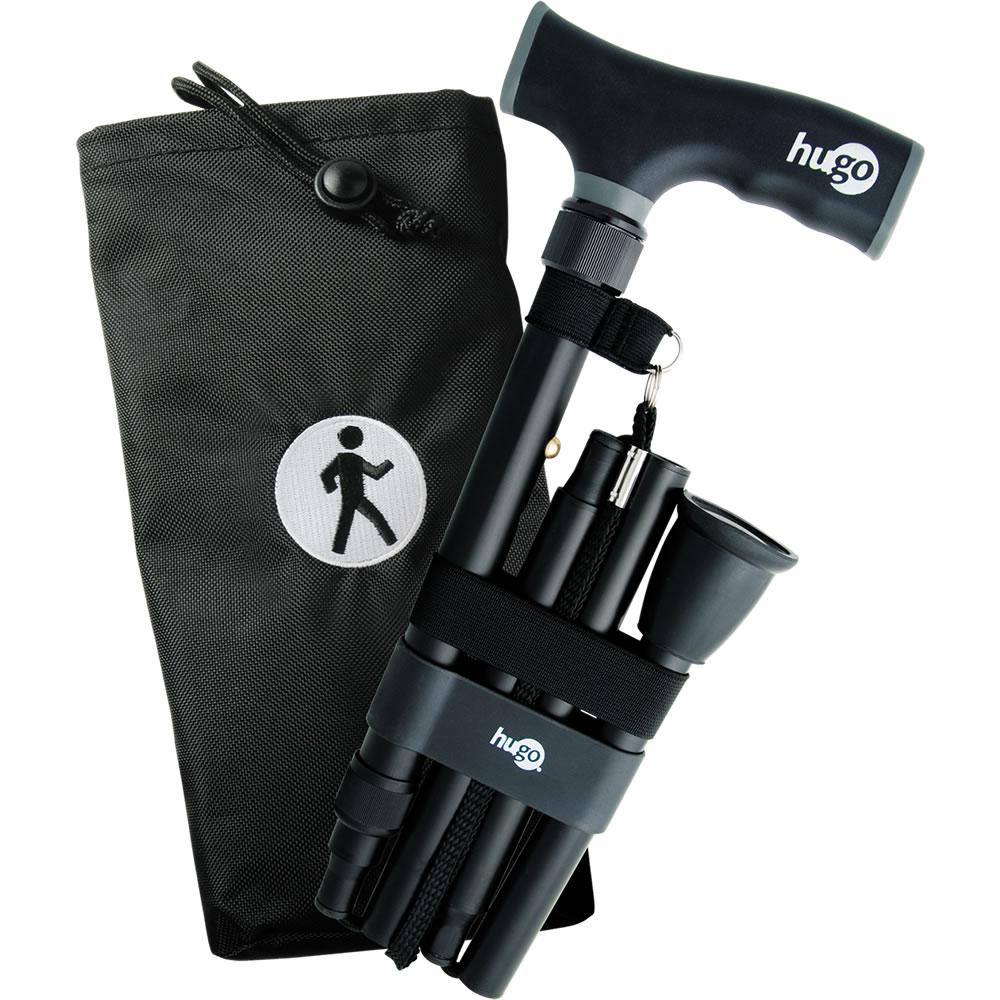 731-622US Hugo Elite Adjustable Folding Cane