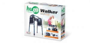 Hugo Folding Walker, Retail Box