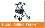 Hugo Portable Rolling Walker 700-957 Product Reviews