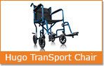 Hugo TranSport Wheelchair Product Reviews