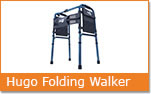 Hugo Folding Walker Product Reviews