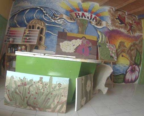Lupita's Paintings